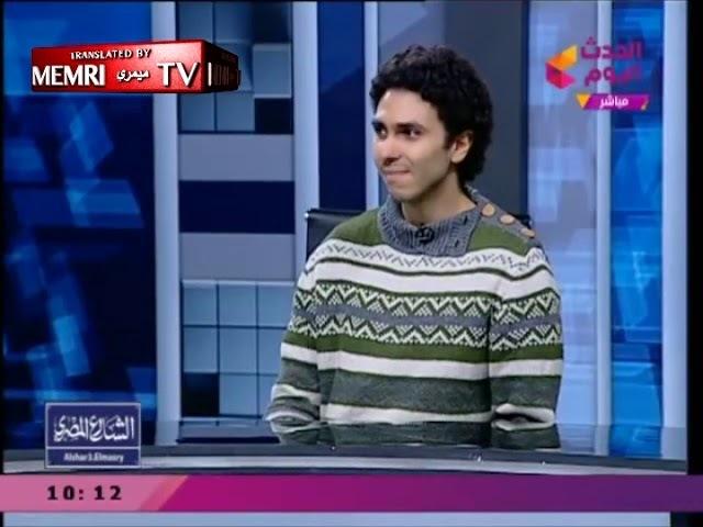 Egyptian TV Host Kicks Atheist Out of Studio, Recommending Psychiatric Treatment