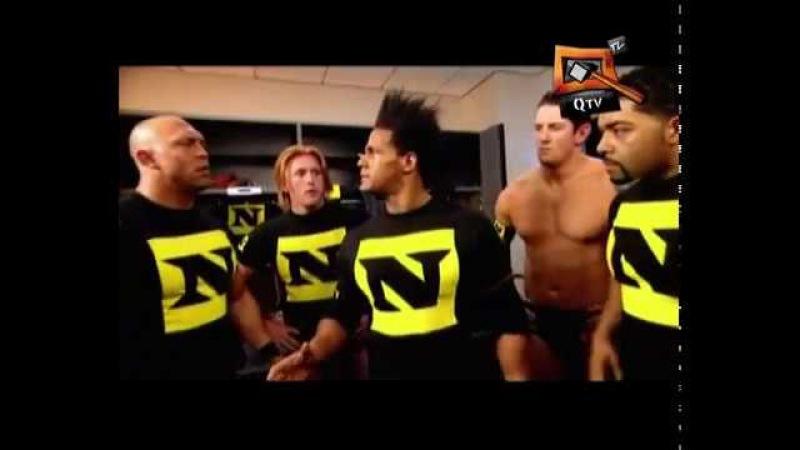 WWE RAW 23.08.2010 (QTV)