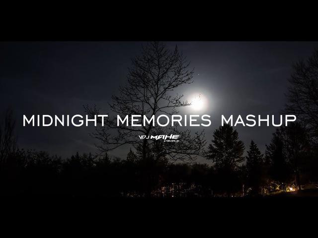 Midnight Memories Mashup   Visual VDJ Mahe