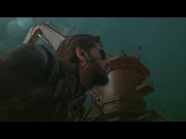 Metal Gear Solid 5 The Phantom Pain E3 2015 Trailer 2 60fps 1080p TRUE HD QUALITY