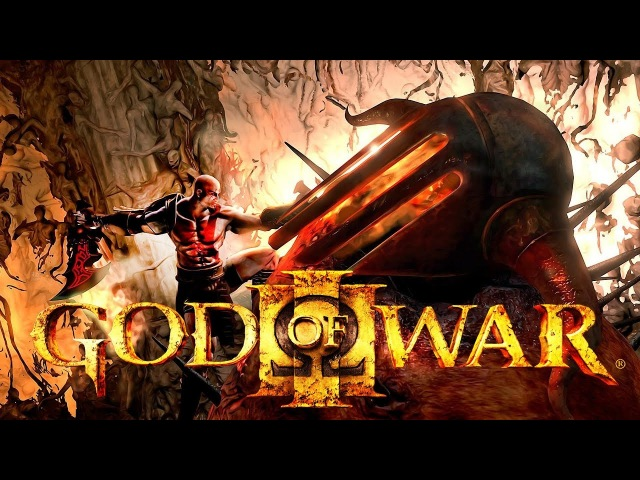 Бог войны 3 ИГРОФИЛЬМ / God of war 3 прохождение на русском