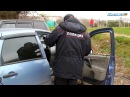 В Керчи массово разбили дорогие машины