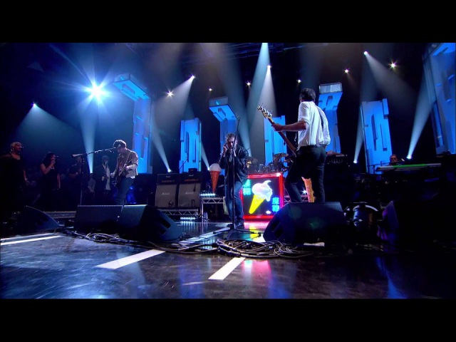 Blur - Go Out - Later with Jools Holland