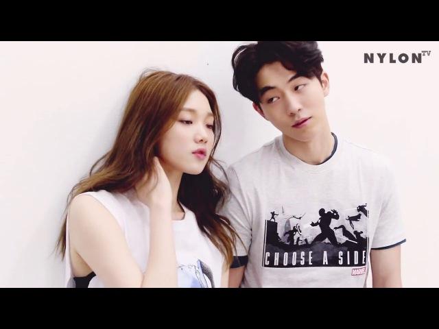 LEE SUNG KYUNG | ЛИ СОН КЁН | 이성경 and Нам Джу Хёк|Nam Joo Hyuk |남주혁