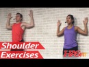 20 Min Shoulder Stretching Strengthening for Pain Relief Shoulder Pain Exercises Stretches