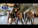 Флеш-моб в Донецк Сити 1 Января