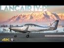 Lancair IV-P Pilot Tour in Ultra HD 4K