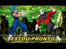 Dragon Ball Super Episódios 126 127 128 129 130 e131 Vegetto vs Jiren O final do Torneio