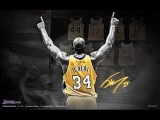 Shaquille O'neal career MIX - GANGSTA'S PARADISE