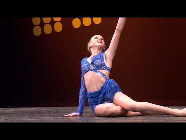 Chloe Lukasiak - Soaring (Nationals 2014)