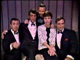 Dean Martin, Caterina Valente, Vic Damone, Sid Caesar, &amp Don Cherry - Language Finale