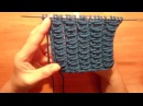Вяжем спицами: Простой узор для КАРДИГАНОВ ПАЛЬТО 10/πλέξιμο μοτίβο για πάγων και πουλόβερ