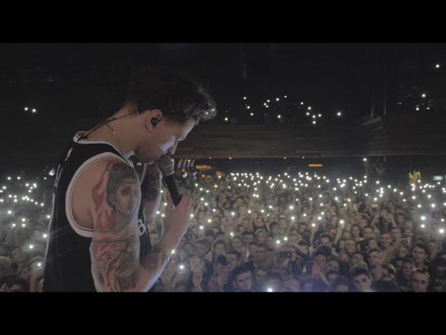 ЛСП - Tragic Tour   Москва 2017 Backstage