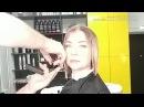 Видеоурок 17 Женская стрижка для тонких волос