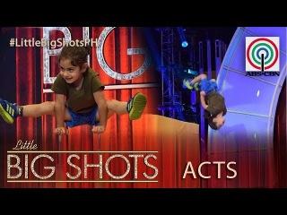 Little Big Shots Philippines: Arat | 4-year-old Spiderboy