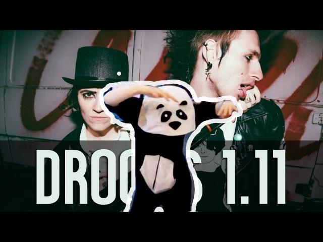 KMW DROOGS - s01e11 - Rough Trade Day 4: Horny Panda (Eng/Rus subs)
