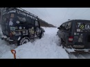 Зимний OFFROAD битва УАЗов Проводы зимы