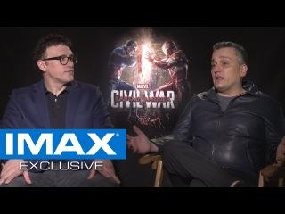 Marvel & IMAX Celebrate 10 Years Ahead of Avengers: Infinity War