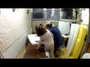 Строим моторный каяк серия 3 / Build a motor kayak series 3