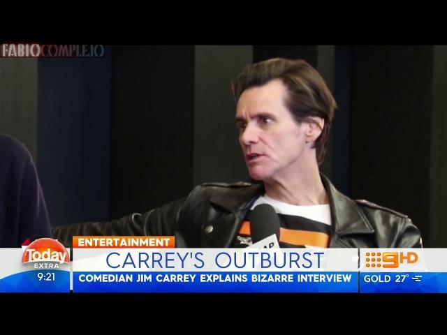 Jim Carrey explica su última