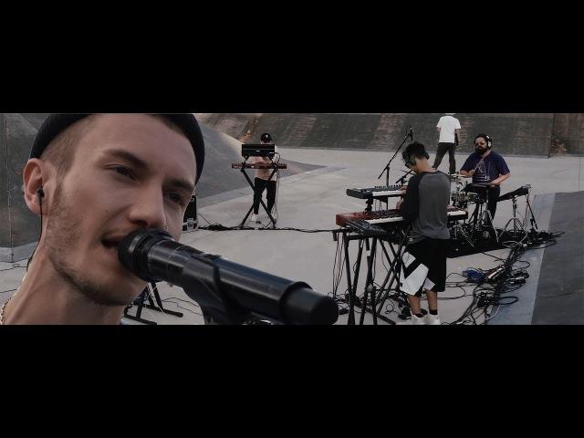 Егор Сесарев - Live performance in the Altushka BMX park