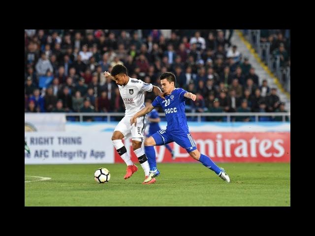 Nasaf 1-0 Al Sadd (AFC Champions League: Group Stage)