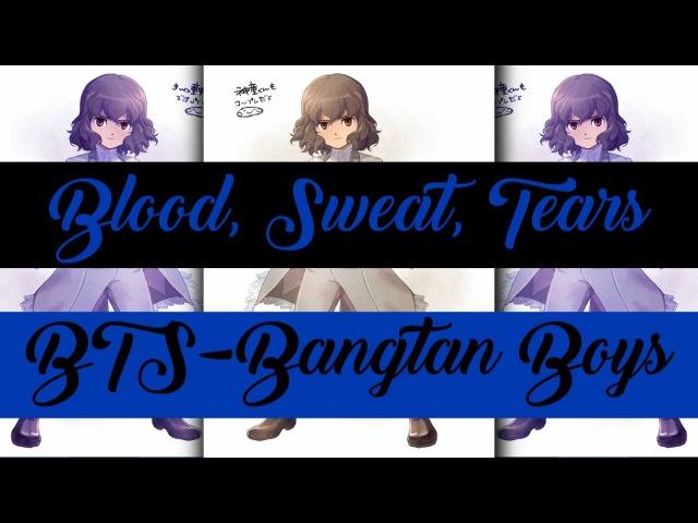 [Inazuma Eleven AMV] Blood,Sweat and Tears (Shindou Takuto)
