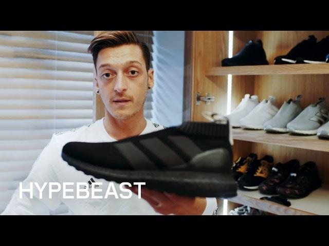 HYPEBEAST Visits Mesut Özils Sneaker Closet and Mercedes Whips