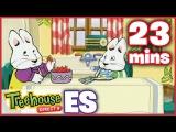 Max y Ruby El escondite El desayuno de Max El secreto de Luisa - Ep.2