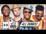 EVERY Dunk at 2018 All Star Saturday Night Dunk Contest - Mitchell, Oladipo, Nance Jr. & Smith Jr.