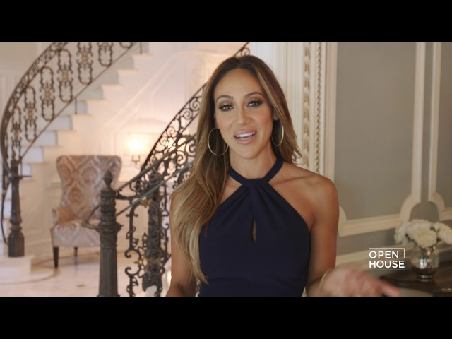 Melissa and Joe Gorga's Custom Built New Jersey Home