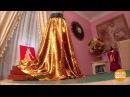 Золотая юбка от Ольги Никишичевой. 21.12.2017