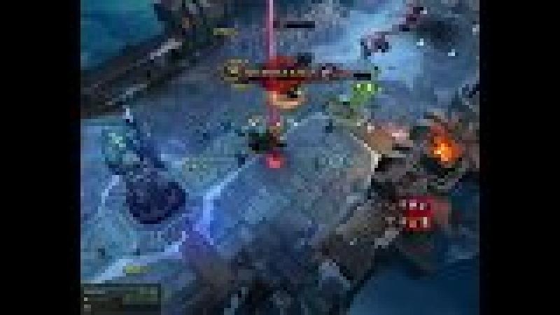 Rengar Quadra Kill ARAM