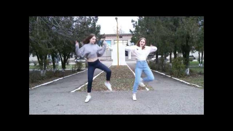 Танец под песню Элджей Feduk - Розовое вино