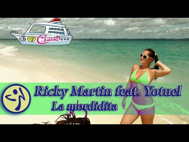 Ricky Martin feat. Yotuel - La Mordidita   Zumba Fitness with Irina