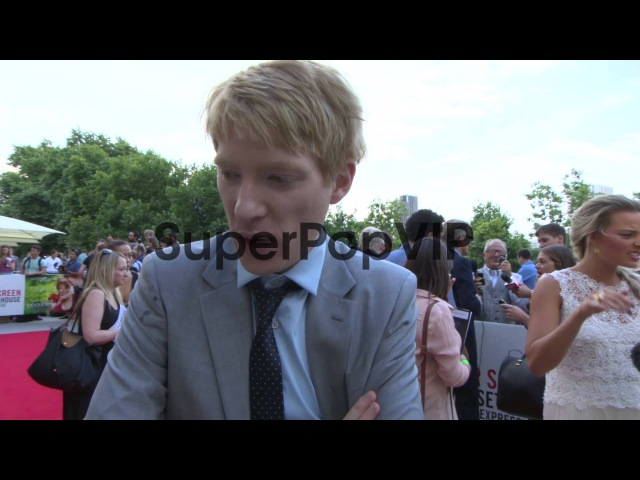 Interview: Domhnall Gleeson on working with Richard Curtis