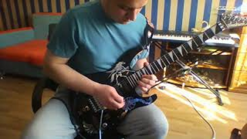 Yngwie Malmsteen - Save Our Love cover by Kukharev92