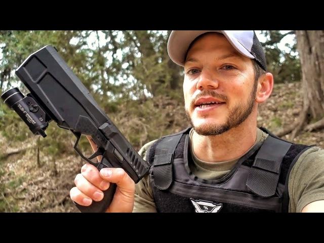 Многообещающий пистолет с интегрированным глушителем | Разрушительное ранчо | П...