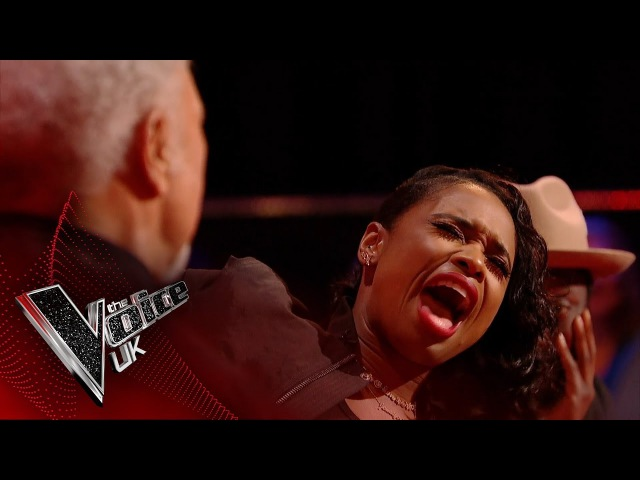 Jennifer Hudson and Tom Jones Perform Never Loved A Man Blind Auditions | The Voice UK 2018