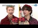17.11.08 Шоу Weekly Idol - Ep. 328 Super Junior рус.саб