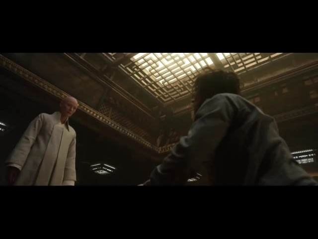 Доктор Стрэндж - Русский тизер-трейлер (HD) coub