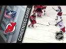 12 08 17 Condensed Game Blue Jackets @ Devils