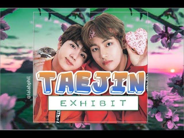 TAEJIN EXHIBIT PART 3 ♡ VJIN (뷔진 / 태진)