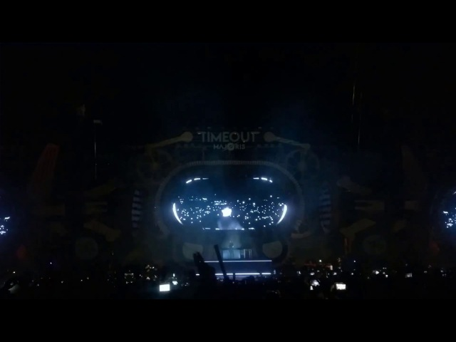 David Guetta, Martin Garrix Brooks - Like I Do [Live in Timeout 72, India]