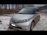Замена салонного фильтра у Honda. Honda Elysion