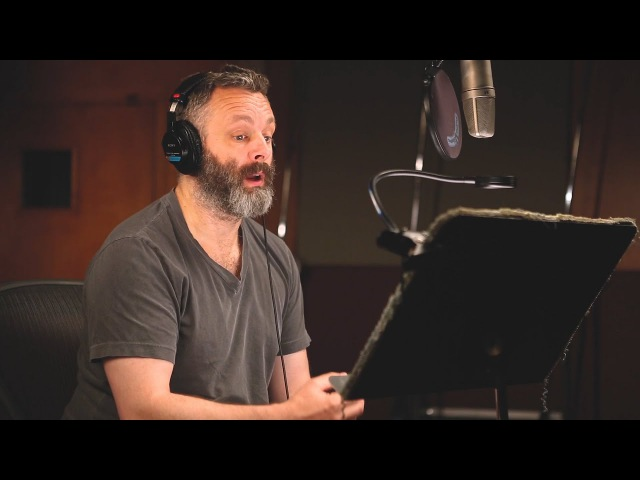 Michael Sheen reads from Philip Pullman's 'La Belle Sauvage'