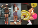 Debora Marinho - Entrenamiento Piernas, Sentadillas, Muaythai Workout Motivation @Brazilian