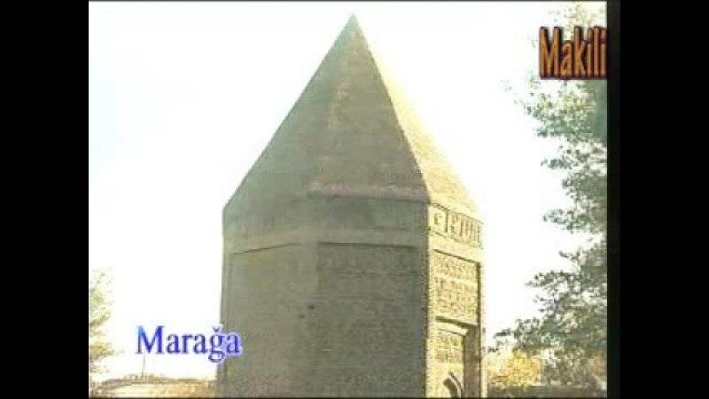 Maraga-Qirmizi Gunbez