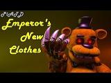 [FNAF SFM] P!ATD- Emperor's New Clothes [Gold_Cube]