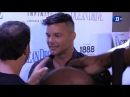 "Ricky Martin: ""Lo peor está pasando en Puerto Rico"""